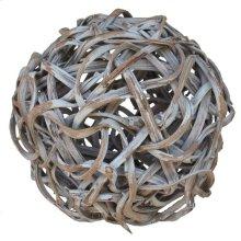 Open Sphere,Wood