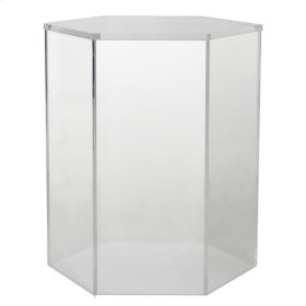 Diaphan Accent Table