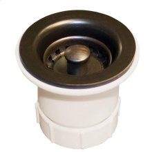 "DR220 2"" Jr. Strainer in Oil Rubbed Bronze"