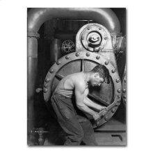 Mechanic 40x60 Giclee