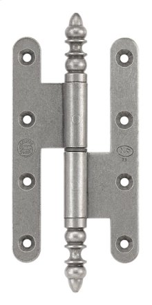Paumelle Hinge / Round End Plate