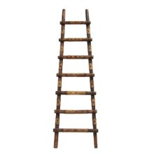 6' Cuero Decor Ladder