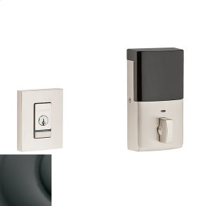 Oil-Rubbed Bronze Evolved Contemporary Deadbolt