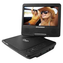 "7"" Swivel Screen Portable DVD Player (media Player)"