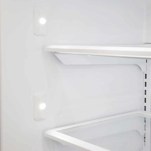 Marvel Mercury French Door Counter-Depth Refrigerator - Marvel Mercury French Door Refrigerator - White
