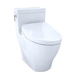 Aimes- WASHLET®+ S550e One-Piece Toilet - 1.28 GPF - Cotton