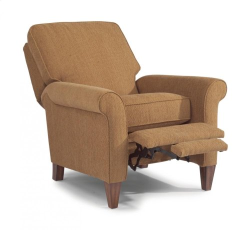Westside Fabric Power High-Leg Recliner
