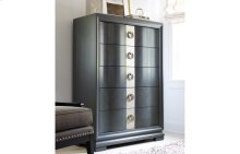 Tower Suite - Moonstone Finish Drawer Chest
