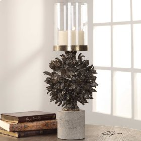 Autograph Tree, Candleholder