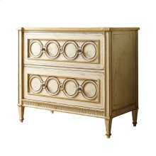 Tiffany Link 2 Drawer Chest