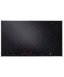 "Induction Cooktop 36"" 5 Zone, Dual Zone"