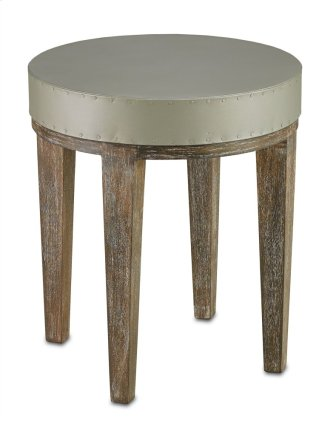 Wren Accent Table, Small - 21h x 18dia.