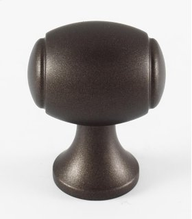 Royale Knob A981-1 - Chocolate Bronze