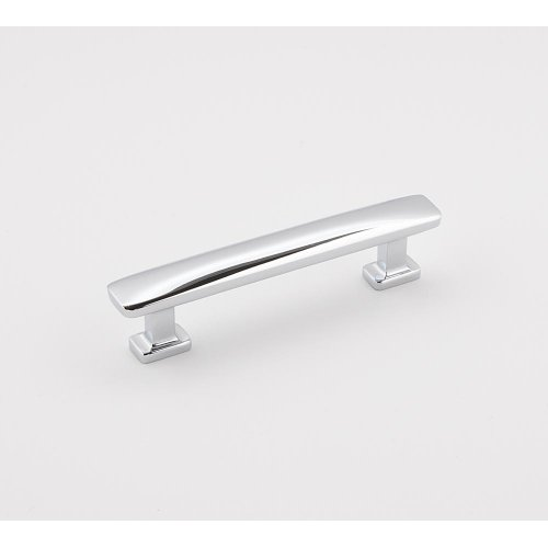 """CLOUD 3"""" PULL A252-3 - Unlacquered Brass"""