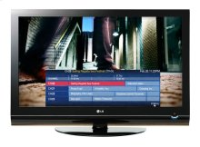 """42"""" class (42.0"""" measured diagonally) HDTV with Pro:Centric LCD Widescreen Applications Platform"""