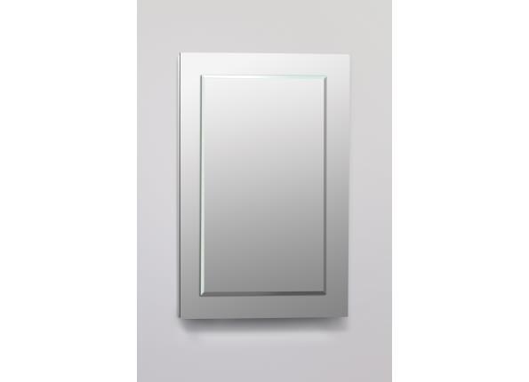 Decorative Framed Cabinet, Mirror on Mirror