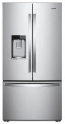 36-inch Wide Counter Depth French Door Refrigerator - 24 cu. ft. Product Image