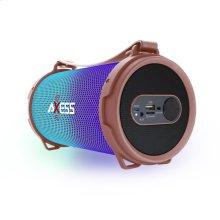 SPBL1045 LED Bluetooth Media Speaker
