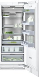 """Refrigeration column RC 472 701 with temperature controlled drawer Fully integrated appliance Width 30"""" (76.2 cm) Product Image"""