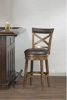 Glen Cove Swivel Stool