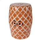 Finley Stool,Orange Product Image