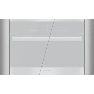 "Miele  EBA 6708 Trim kit for 30"" niche for installation of a speed oven/steam oven with 24"" width x 18"" height"