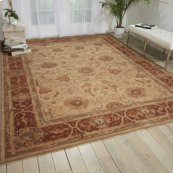 Heritage Hall He27 Mst Rectangle Rug 7'9'' X 9'9''
