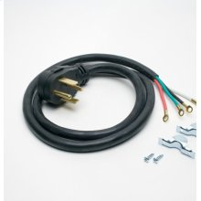 Dryer Electric Cord Accessory (4 Prong, 5 Ft.)