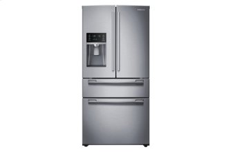 RF25HMEDBSR French Door Refrigerator with Twin Cooling Plus, 25 cu.ft
