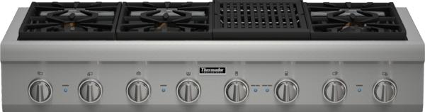 48 inch Professional Series Rangetop PCG486NL