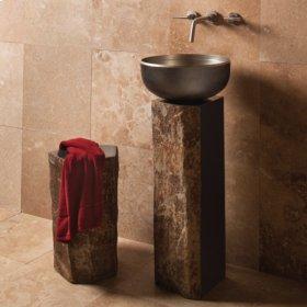 Single Basalt Pedestal