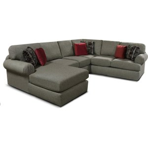 England Furniture8250-Sect Abbie Sectional