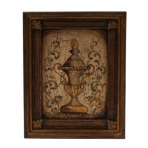 Aladdin's Lamp Framed Art
