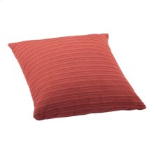 Doggy Large Outdoor Pillow Rust Red