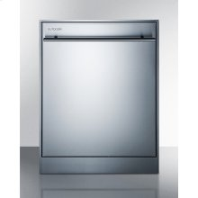 Outdoor dishwasher in stainless steel, made by ASKO and distributed by Felix Storch, Inc.