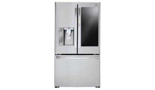 24 cu. ft. Smart wi-fi Enabled InstaView Door-in-Door® Counter-Depth Refrigerator