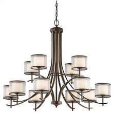 Tallie Collection Tallie Chandelier 12 Light MIZ