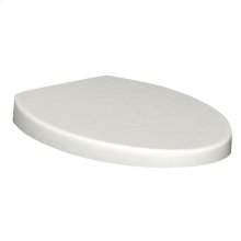 Champion Telescoping Toilet Seat with Slow-Close and EverClean - White