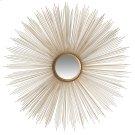 Sun Burst Mirror - Gold Product Image