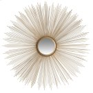 Sun Burst Mirror - Gold Product Image