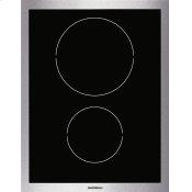 Vario induction cooktop 400 series VI 424 610 Stainless steel frame Width 15 ''