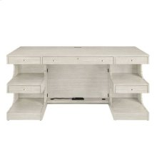 Latitude Writing Desk - Oyster