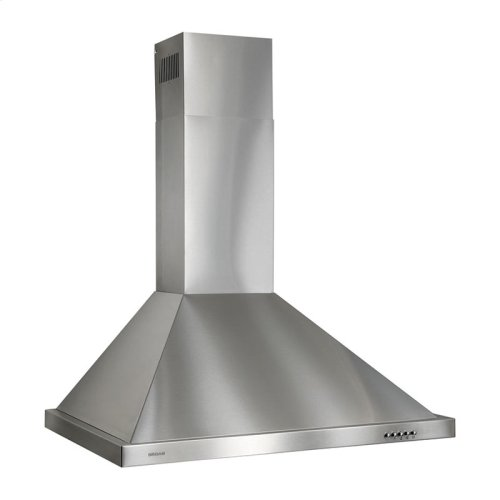 "30"" European Style Chimney Hood"