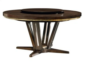 Le Cercle Round Dining Table 60""