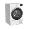 """Beko 24"""" Ventless Heat Pump Dryer"""