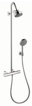 Chrome Citterio M Showerpipe Product Image
