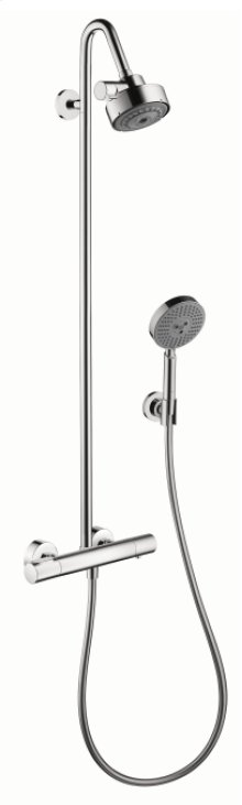 Chrome Citterio M Showerpipe