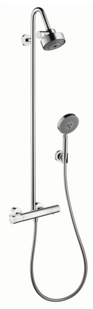 Chrome Citterio M Showerpipe Product Image