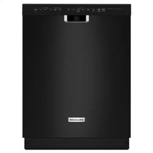 KitchenaidKitchenAid(R) 46 dBA Dishwasher with ProScrub(TM) Option - Black