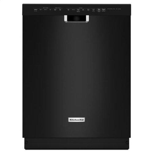 KitchenAid® 46 dBA Dishwasher with ProScrub™ Option - Black